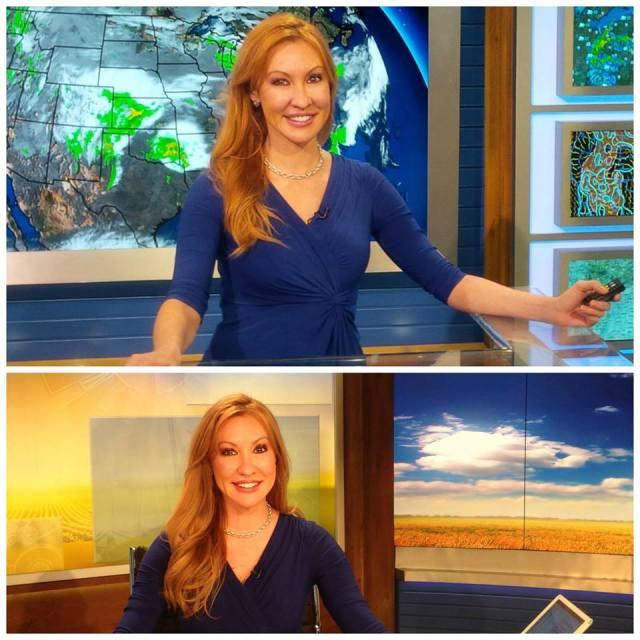 Christina Loren Anchor/Meteorologist